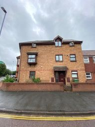 Thumbnail 4 bed end terrace house for sale in Greetham Street, Southsea