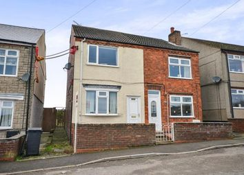 Thumbnail 2 bed semi-detached house for sale in New Lane, Hilcote, Alfreton, Derbyshire