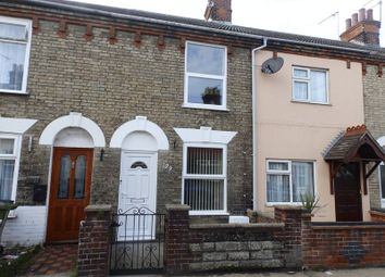 Thumbnail 3 bedroom terraced house to rent in Bells Road, Gorleston, Great Yarmouth