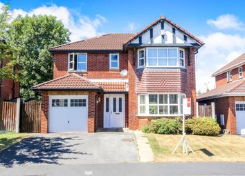Thumbnail 4 bed detached house for sale in Lytham Drive, Winsford, Cheshire, United Kingdom