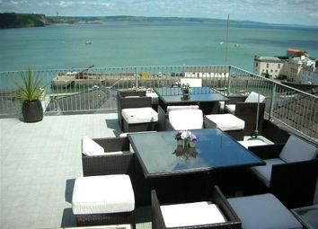 Thumbnail 5 bedroom maisonette for sale in Tiffany House, Tudor Square, Tenby, Pembrokeshire