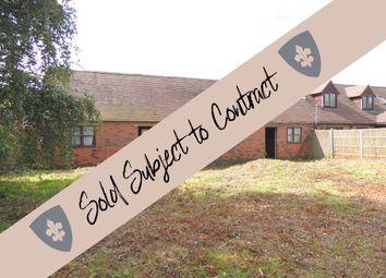 Thumbnail 1 bedroom barn conversion for sale in Barnes Wood Lane, Whitacre Heath
