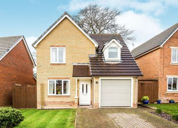 Thumbnail 3 bed detached house to rent in Barnfield Close, Oswestry