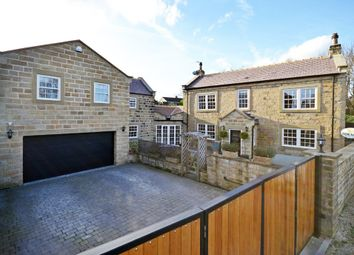 Thumbnail 4 bed farmhouse for sale in Bell Lane, Ackworth, Pontefract