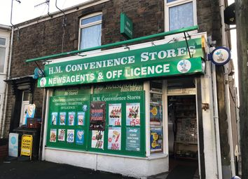 Thumbnail Retail premises for sale in Rhondda Street, Swansea