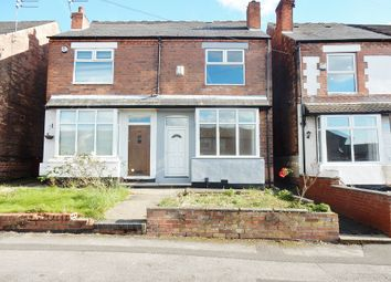 Thumbnail 2 bed semi-detached house to rent in Burgass Road, Nottingham