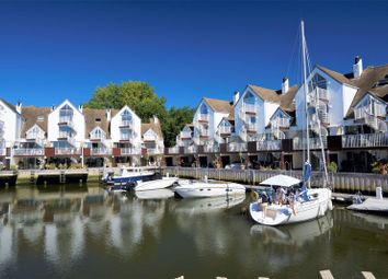 Thumbnail 4 bed mews house for sale in Priory Quay, Quay Road, Christchurch