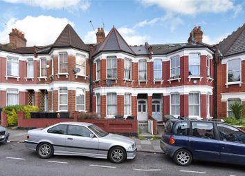 Thumbnail 3 bed terraced house for sale in Pemberton Road, Harringay, London