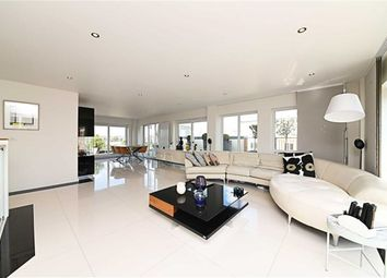 Thumbnail 3 bed flat to rent in Heritage Avenue, Colindale, London