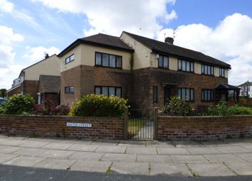 Thumbnail 4 bed semi-detached house for sale in Water Street, Thornton, Liverpool