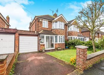 Thumbnail 3 bed semi-detached house for sale in Bettescombe Road, Rainham, Gillingham, Kent