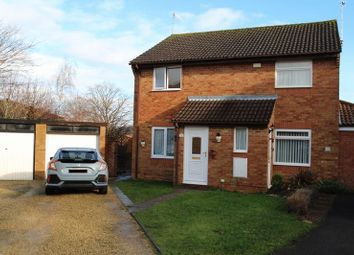 Thumbnail Semi-detached house for sale in Pennycress Close, Swindon