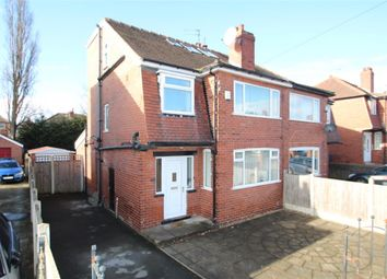 Thumbnail 4 bedroom semi-detached house for sale in Hetton Road, Gipton, Leeds