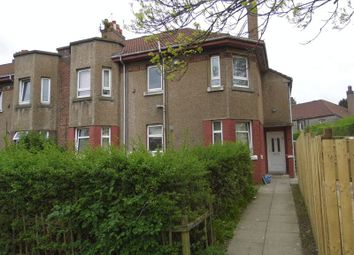Thumbnail 3 bed flat for sale in Bargarron Drive, Paisley