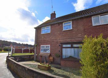 Thumbnail 3 bed terraced house for sale in Baker Crescent, Baddeley Edge, Stoke-On-Trent