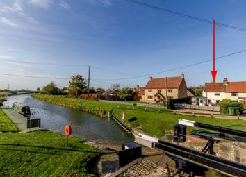Thumbnail 2 bed semi-detached house for sale in The Lane, Salters Lode, Downham Market