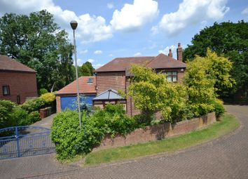 Thumbnail 3 bed detached house for sale in Holme Croft, Durkar, Wakefield