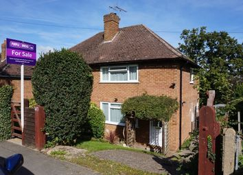 Thumbnail 2 bed semi-detached house for sale in Woodside Road, Guildford