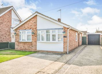 Thumbnail 3 bed detached bungalow for sale in Stone Road, Toftwood, Dereham