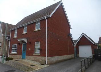 Thumbnail 3 bed semi-detached house to rent in Underwood Close, Lowestoft