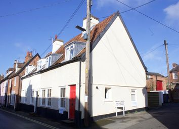 Thumbnail 3 bed cottage to rent in Seckford Street, Woodbridge