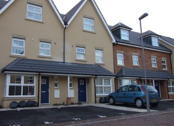 Thumbnail 4 bed town house to rent in Carisbrooke Close, Stevenage