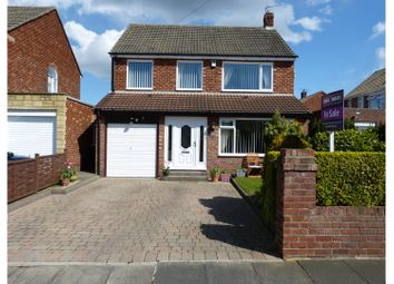 Thumbnail 4 bed detached house for sale in Green Lane, Morpeth