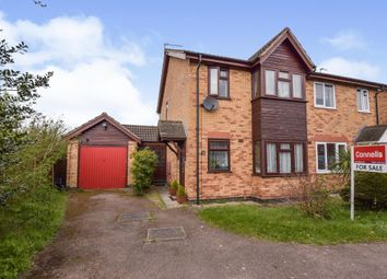 Thumbnail Semi-detached house for sale in Lodge Close, Melton Mowbray