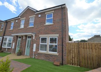 Thumbnail 4 bed end terrace house to rent in Hallgarth Mews, Blaydon-On-Tyne
