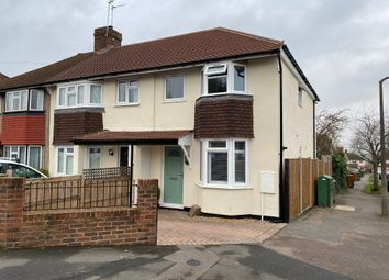 Thumbnail 2 bed end terrace house for sale in Dorchester Road, Worcester Park