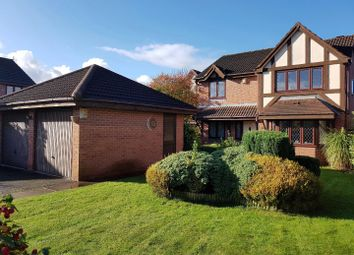 Thumbnail 4 bed detached house for sale in Tenbury Close, Great Sankey, Warrington