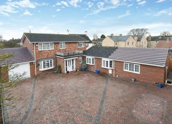 Thumbnail 4 bed detached house for sale in Drake Road, St. Neots, St. Neots, Cambridgeshire.