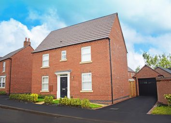 "Thumbnail 3 bed detached house for sale in ""Hadley"" at Bardon Road, Coalville"