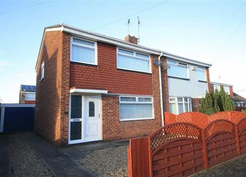 Thumbnail 3 bed semi-detached house to rent in Astral Way, Sutton, Hull