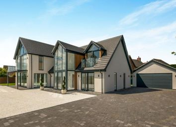 Thumbnail 4 bed detached house for sale in Green Lane, Hyde Lea, Stafford