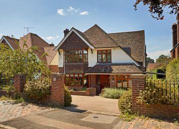 5 bed detached house for sale in Culverden Park, Tunbridge Wells TN4