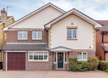 Thumbnail 5 bed detached house for sale in Nightingale Road, Cheshunt, Waltham Cross