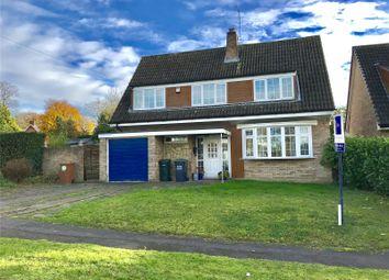 Thumbnail 4 bed detached house for sale in Fernhills, Hunton Bridge, Kings Langley