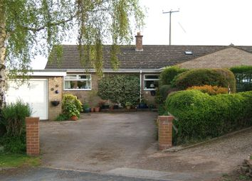 Thumbnail 4 bed bungalow to rent in St. Weonards, Herefordshire