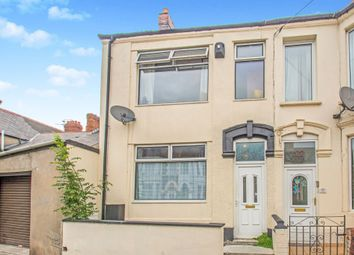Thumbnail 3 bed end terrace house for sale in Lansdowne Road, Canton, Cardiff