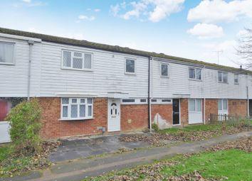 Thumbnail 3 bed terraced house to rent in Chelsea Gardens, Houghton Regis, Dunstable