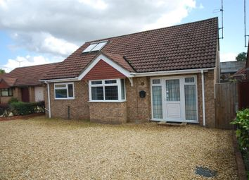Thumbnail 3 bed detached bungalow for sale in Rowan Close, Holbeach, Spalding