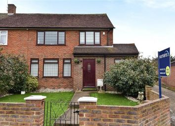 Thumbnail 4 bed semi-detached house for sale in Farnham Lane, Farnham Royal, Slough
