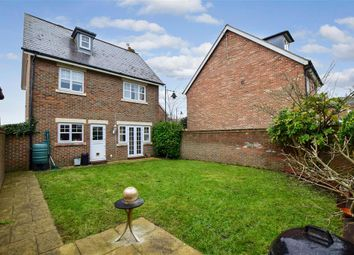 4 bed detached house for sale in Cardinal Walk, Kings Hill, West Malling, Kent ME19