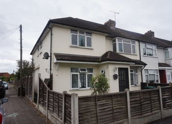 Thumbnail 5 bed property for sale in Cranford Avenue, Stanwell, Staines