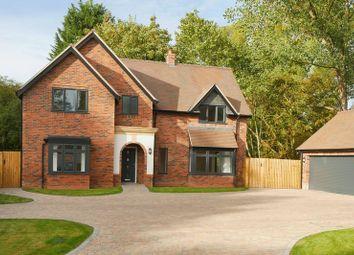 Thumbnail 4 bed detached house for sale in Cedar House, Woodlands Walk, Ironbridge