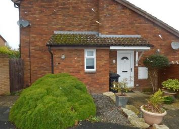 Thumbnail 1 bed semi-detached house to rent in Tamworth Drive, Shaw, Swindon