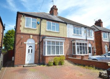 Thumbnail 3 bedroom semi-detached house for sale in Leicester Road, Wigston, Leicester