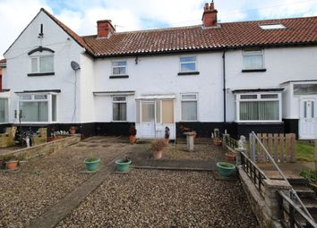 Thumbnail 2 bed terraced house for sale in Helredale Road, Whitby