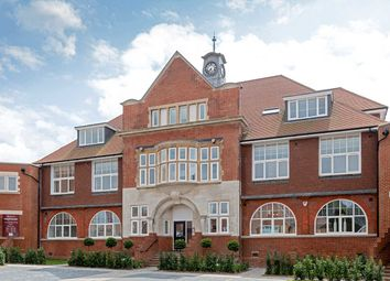 "Thumbnail 3 bed flat for sale in ""The Viola"" at Old Bisley Road, Frimley, Surrey, Frimley"